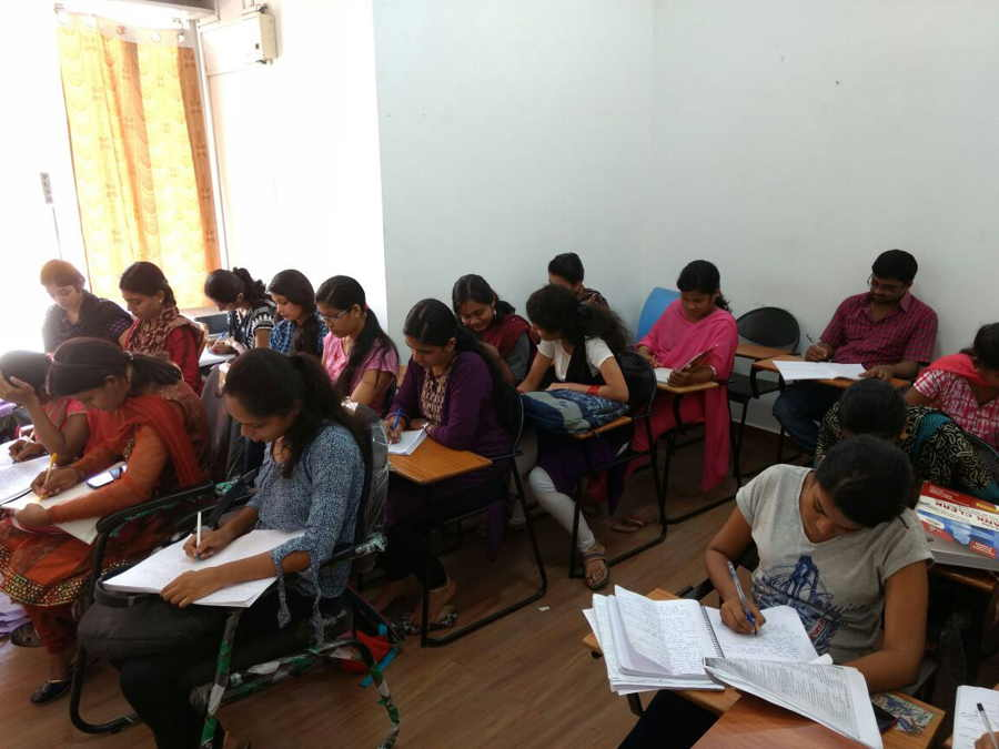 Bharat IAS - best ias and kas, banking coaching classes in bangalore
